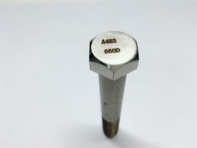 a286 բարձրորակ ամրացումներ astm a453 660 en1.4980 ապարատային մեքենայի պտուտակների ամրագրում