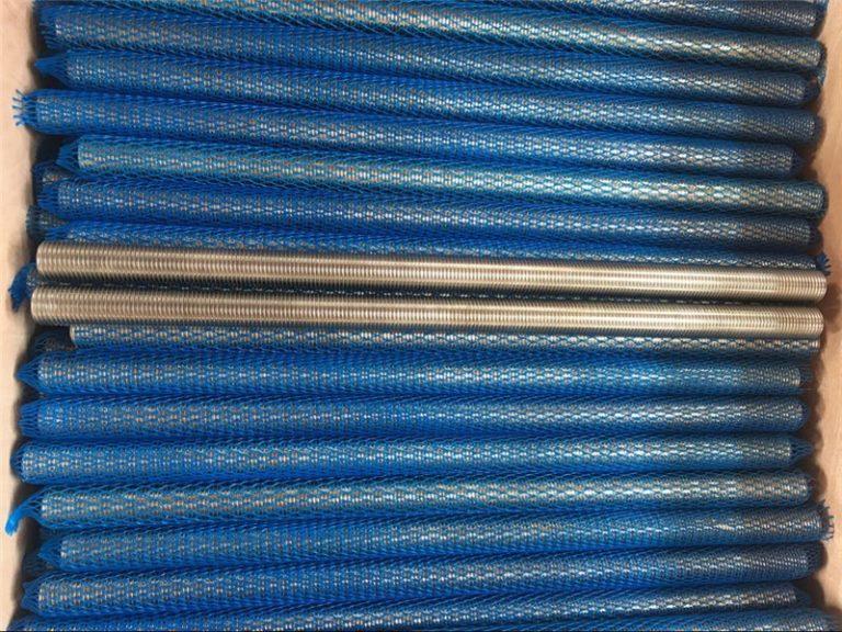 նիկելի խառնուրդ inconel601 / 2.4851 trapezoidal threaded rod նոր ապրանքներ