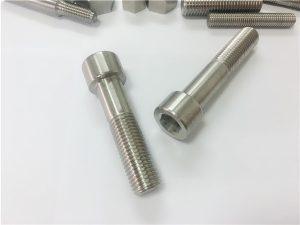 10102-alloy625 պտուտակներ W.Nr 2.4856 պտուտակներ