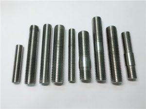 10104-alloy718 2.4668 թելերով ձող, պտուտակավոր պտուտակներ DIN975 DIN976