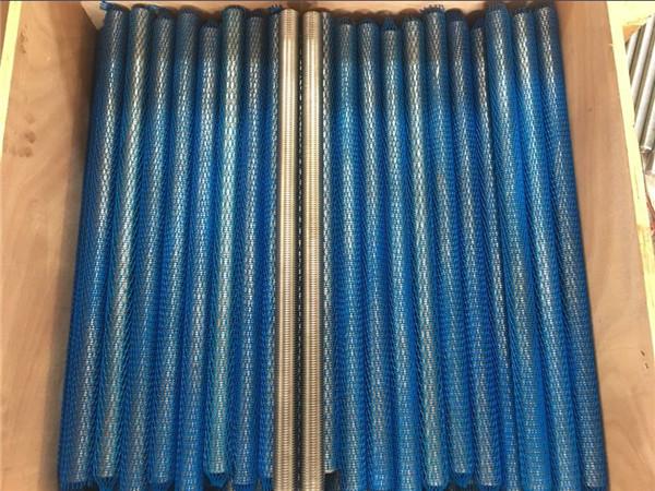 s32760 չժանգոտվող պողպատե ամրացնող սարք (zeron100, en1.4501)) լրիվ թելերով ձող