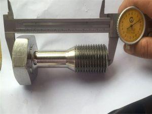 մաքսային cnc շրջված մասերի ճշգրիտ մշակման պտուտակային ամրացնող սարք