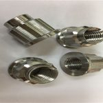 fastener OEM&ODM manufacturer standard stainless steel screw nuts and bolts factory China