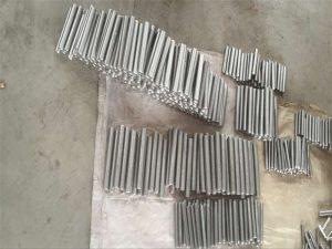 inconel 718 625 600 601 tap tap hex stud պտուտակով և ընկույզի ամրացմամբ M6 M120