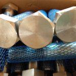 մեծ մատակարարման մեխանիկական ամրացումներ բարձր կախազարդ ծանր hex պտուտակով և ընկույզով